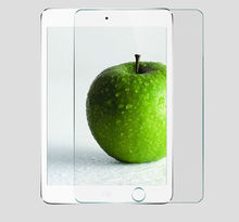 Transparent Premium Tempered Glass Screen Protector For iPad mini 1 2 3retina For ipadmini protective Guard Film Toughened glass