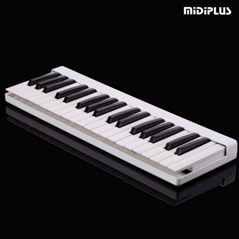 (gift:Bitwig software) Midiplus F37 series 37 key USB midi keyboard For IPAD&MAC&PC.musical keyboard & keyboard controller(China (Mainland))