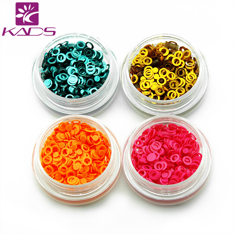 KADS Nail Art Decorations Ring and Round Glitter Nail Powder 12pcs/set Nail Design and All for Nail(China (Mainland))