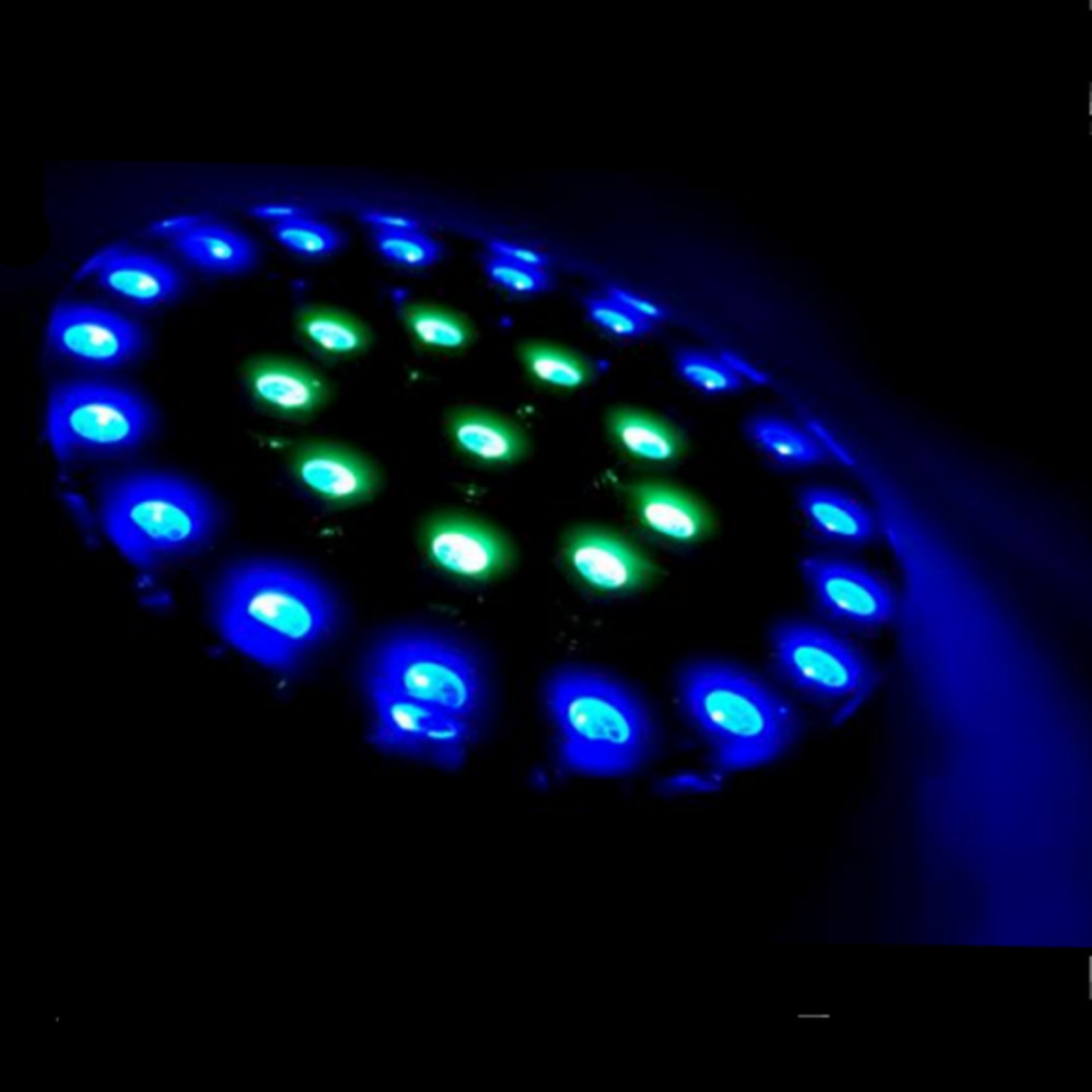 DIY Electronic RGB Full Color LED Crystal Energy Rings Parts Package with Guide(China (Mainland))