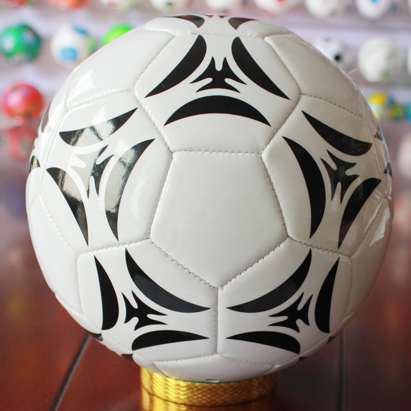 GY-S012 2014 Brand New High Quality Soccer Ball Regular Size 5 New pvc foam leather Football Ball(China (Mainland))