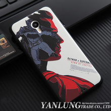 Buy Batman Superman Coque Fundas Meizu M3 Note Case Captain America Soft Silicon 3D Stereo Relief Painting Back Phone Cover Caso for $4.31 in AliExpress store