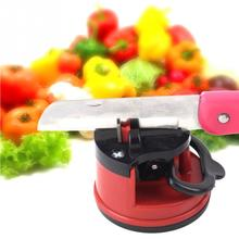 High Quality Knife Sharpener Scissors Grinder Secure Suction Chef Pad Kitchen Sharpening Tool Kitchen Accessories