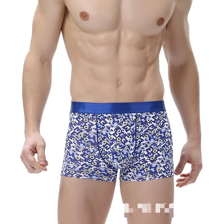 Chen G 365 Waist Comfortable Pants Male U Convex Pants Factory Wholesale Loose Boxer Shorts For