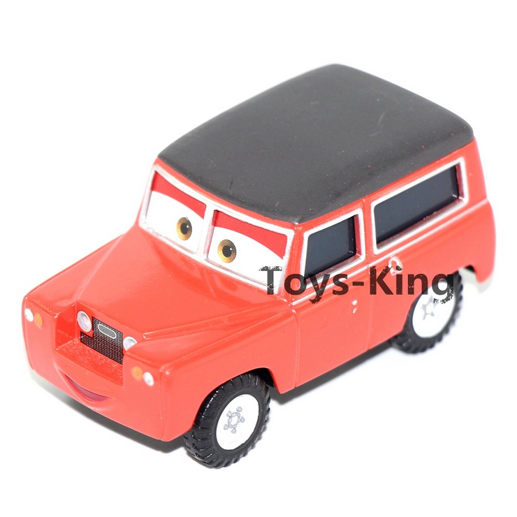 Read Land of Pixar Cars 2,Mini Alloy Toy Car,1:55 Scale, Diecast Metal Model Toys For Children Kids Gifts(China (Mainland))