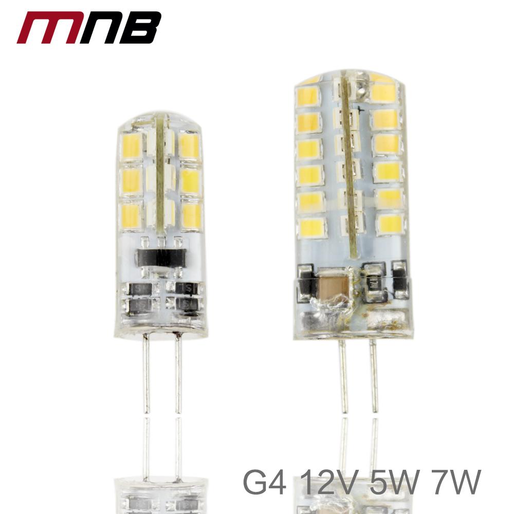 G4 LED 12V DC/3W AC/5W Led Lamp LED Bulb 2835SMD 24LED lamp 360 Beam Angle LED spot light warranty Free Shipping<br><br>Aliexpress