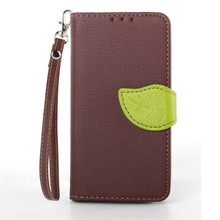 Buy S5 Mini Leaf Style Wallet Leather Case Cover Dual Card Slot Samsung Galaxy S5 SV S V 5 Mini G800 Phone Bags Cases Back for $3.33 in AliExpress store
