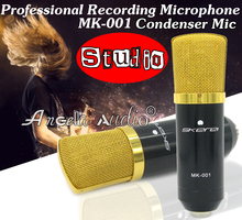 Broadcasting Studio Recording Microphone Wired Dynamic Mic Computer Condenser Microphone Professional Microfone Microfono