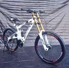 21/24/27 Speeds, 26 Inches, DH, Soft-tail, Mountain Bike, Downhill Bike, Super Quality.(China (Mainland))