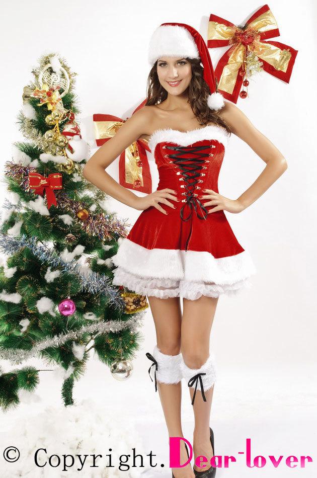 Дешевые секси костюмы на рождество