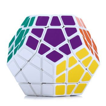 Hot Selling 12-side magic cubes Educational Toy IQ Brain Teaser Speed Training Magnetic High Quality Plastic Cubo Ball as Gifts(China (Mainland))