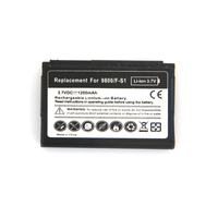 100% Brand New and High Quality Mobile Battery 3.7V 1200mAh For Blackberry 9810/9800/F-S1 Portable Charge Power Battery