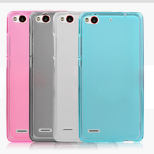 ZTE Nubia Z7 Max Silicone Phone Case 2017 New TPU Soft Cover Candy Jelly Color Rubber Item - ZhaoChen Technology store