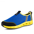 Hot Summer Men Casual shoes trainers Breathable Mesh Shoes Flat Footwear sea Water sand Shoes Walking