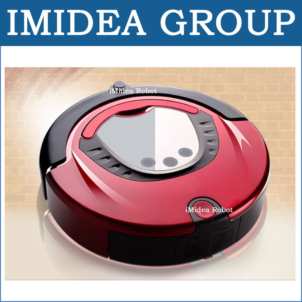 Multifunctional Robot Vacuum Cleaner XR210E with Auto recharge, UV germicidal, moppinig, Scheduling Anti-falling & Non-colliding(China (Mainland))