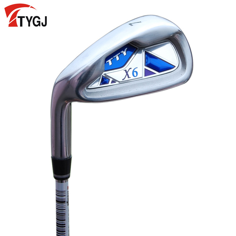 Left handed golf ball rod 7 iron rod ball golf clubs free shipping(China (Mainland))