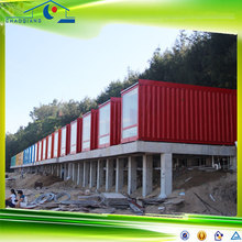 Flat Pack Dismountable Prefabricated Residential Container Houses(China (Mainland))