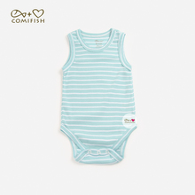 Children pajamas Spring summer newborn baby vest baby rompers sleeveless sleepping bag clothing jumpsuit baby girls boys clothes(China (Mainland))