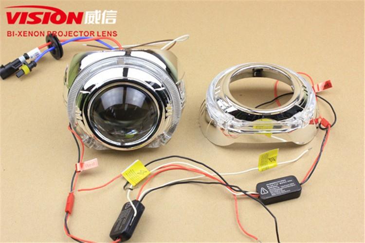 mini bi-xenon projector lens2