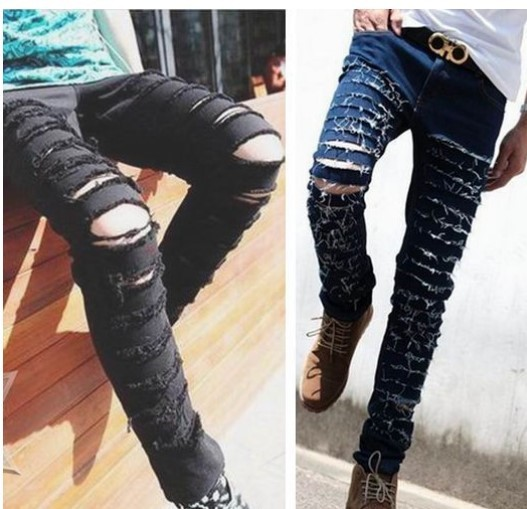 Designer Ripped Skinny Jeans | Jeans To