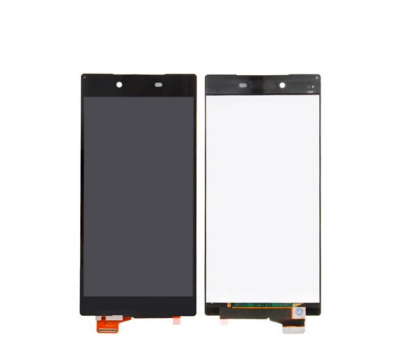 """5.5"""" Black color LCD display Touch Screen Digitizer Assembly for Sony Xperia Z5 Premium E6853 E6883 replacement parts(China (Mainland))"""