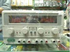 GwINSTEK BENCH DC POWER SUPPLY GPC 3030D 0-30V 3A 3ch. , quality assurance, welcomed the purchase(China (Mainland))