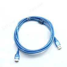 USB 2.0 A Male M to A Female For Extension Cable 3m 10 ft(China (Mainland))