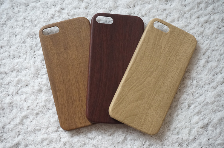 New Products Hot selling high quality wood grain Phone Case For Apple iPhone 5 5s Soft silicone protection Back cover(China (Mainland))