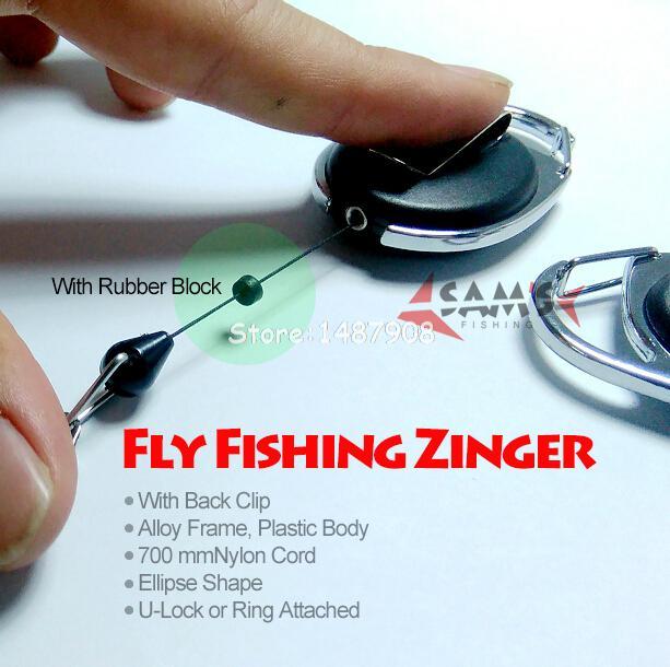 для чего зингер на рыбалке