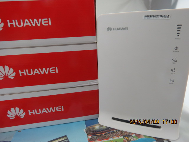 Unlocked NEW Huawei BM636e 3.6Ghz WiMAX 4G Wi-Fi CPE Router(China (Mainland))