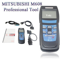 Free Shipping Professional Memoscan MITSUBISHI M608 OBD2 Scanner Tool(China (Mainland))