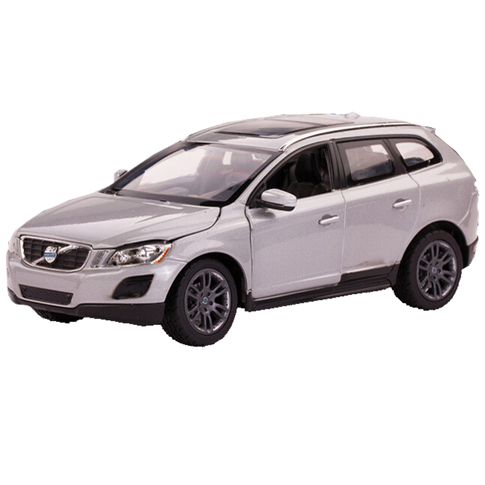 New volvo XC60 Car Model 1:43 Alloy Diecast Car Model mini car collections toy vehicles(China (Mainland))