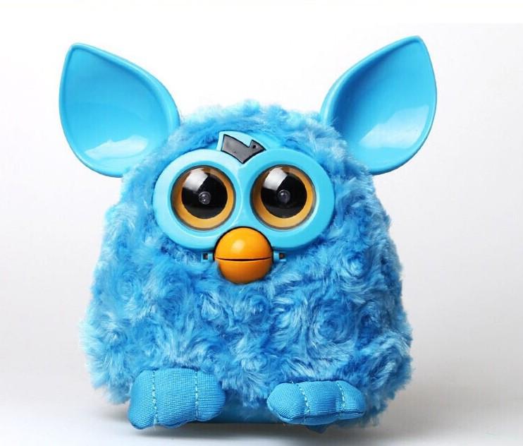 Plush Toy Talking Phoebe Firbi Elves Recording Pelucia Electronic Toys Furbiness Boom Free Shipping(China (Mainland))