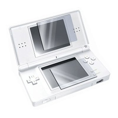 Screen Protector Film For Nintendo DS NDS Lite NDSL(China (Mainland))