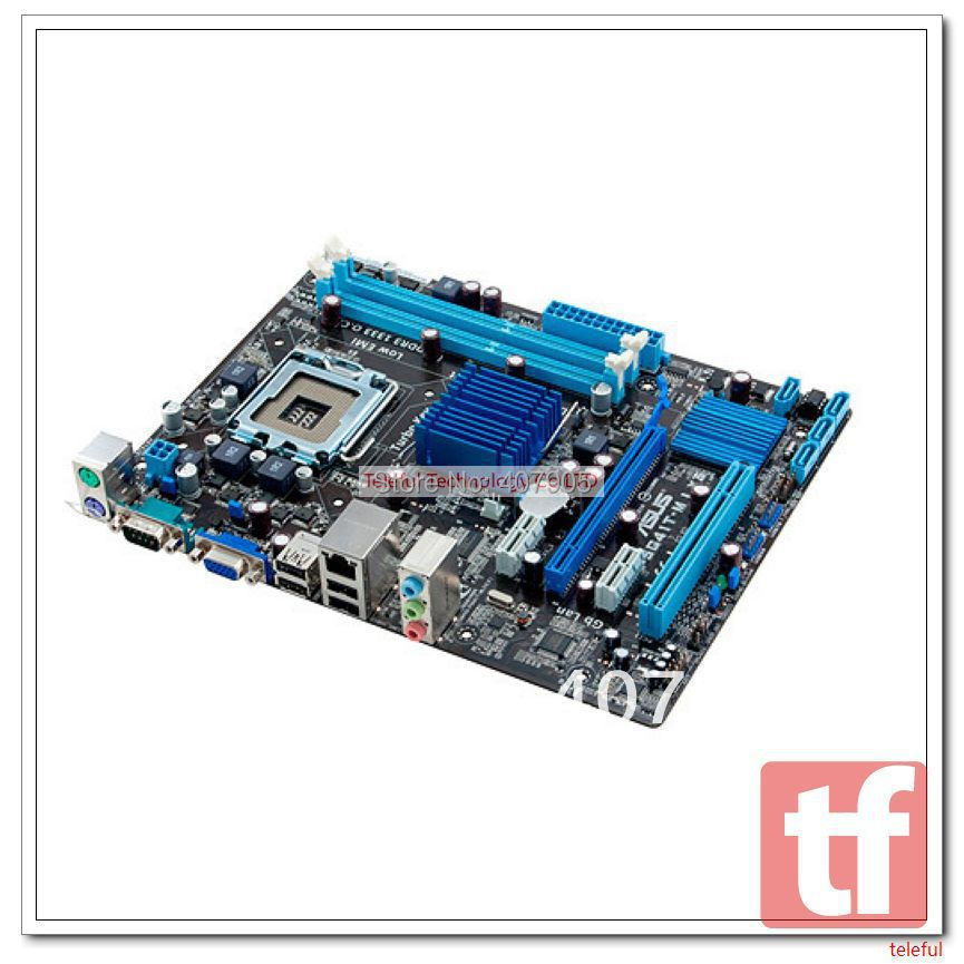 Motherboard for Asus P5G41T-M LX3 G41 775PIN DDR3 PC(China (Mainland))