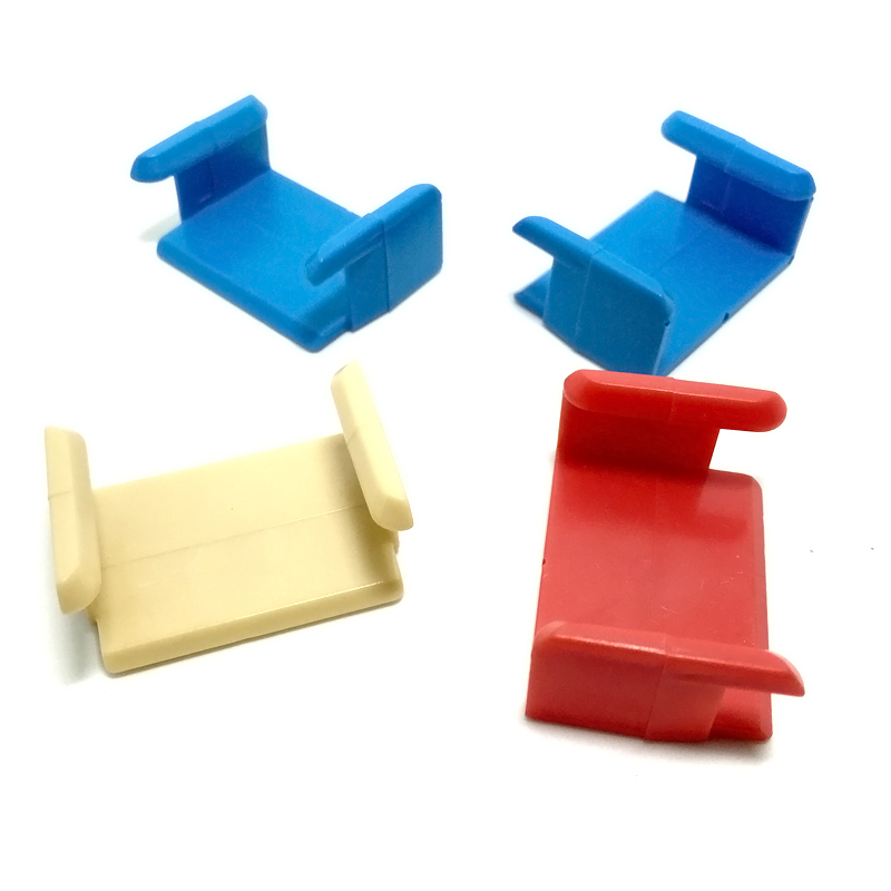 p016 Wooden rails reinforced plastic card,Thomas wooden track suitable for kids Game Scene track essential accessories 4pcs/set(China (Mainland))