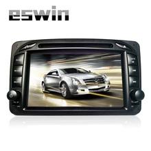 Car Stereo DVD GPS MERCEDES BENZ C-Class W203/ CLK W209 Navigation Auto Raido Sat Navi Head Unit Multimedia - Eswin Automotive Store store
