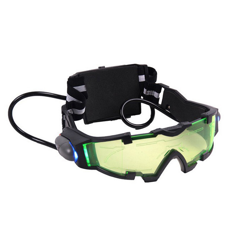 Wearing night vision goggles Child safety mirror wind goggles(China (Mainland))