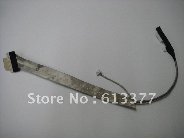 New Laptop LCD   Cable for  LENOVO  G530 N500 3000  DC02000JV00  Screen Cable