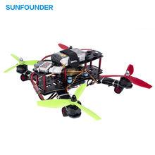 SunFounder Glass Fiber SunFounder 250 FPV 4-Axis Racing Quadcopter Drone Frame Kit CC3D EMAX