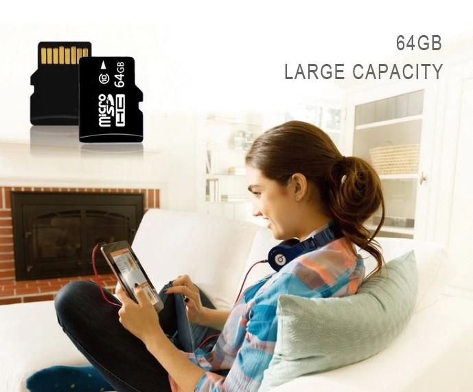 Hot sale 128GB 32GB 16GB 8GB 4GB   Micro Sd Card TF +Adapter TF card Flash Memory for Phone   BT2<br><br>Aliexpress
