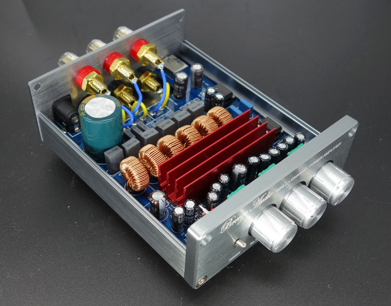 Oatley K272 Jan 6418 Valve Preamplifier Headphone Amp Kit