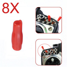 New 8 x Helicopter Transmitter Anti-Skidding Slide-Proof Cover For RC Camera Drone Accessories