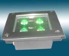 LED Underground light;4*1W;IP67