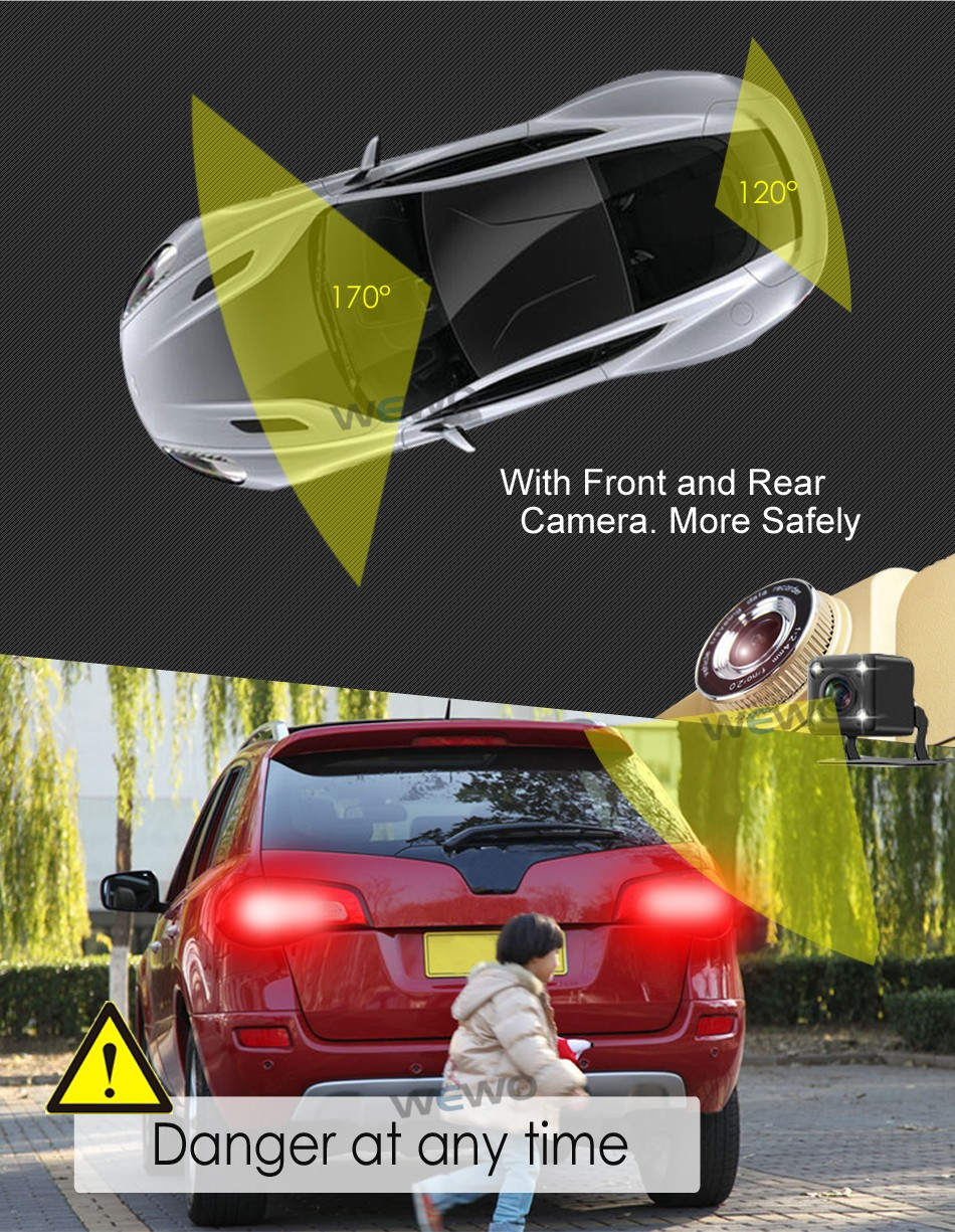 Android 7 inch Car GPS Navigation 512Mb 8Gb Car DVR 1080P Truck Vehicle Navigation With Rear View Camera and Car Charger