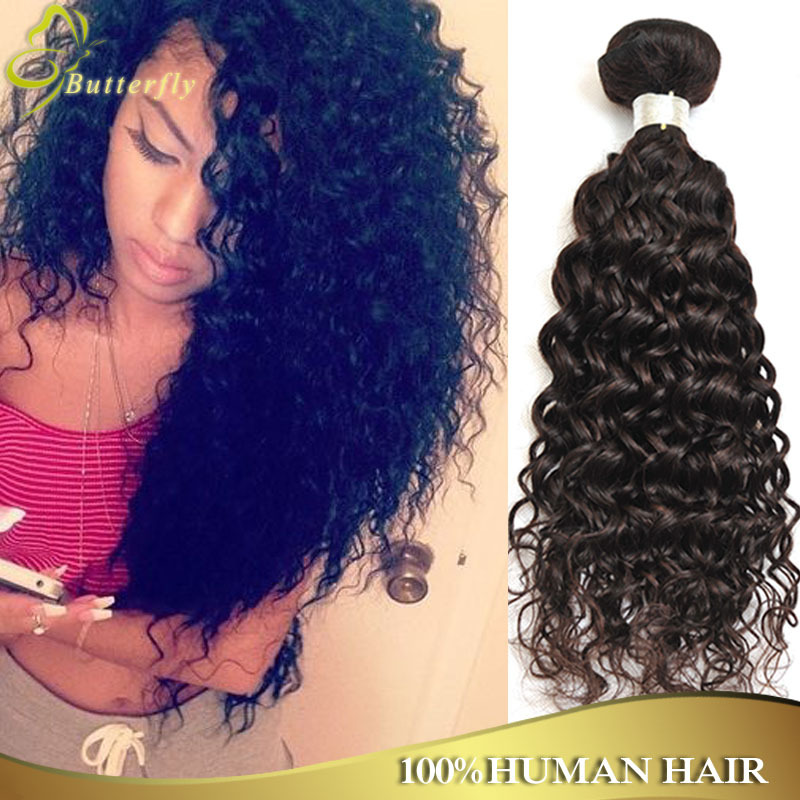 7a Brazilian Water Wave Virgin Hair 3Pcs Mink Brazilian Hair Wet And Wavy Bundle Deals,Rosa Hair Products Natural Curly Weaves<br><br>Aliexpress
