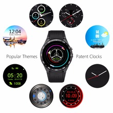 Buy KW88 3G Smart watch Android 5.1 OS Quad Core support 2.0MP Camera Bluetooth SIM Card WCDMA WiFi GPS Heart Rate Monitor for $104.00 in AliExpress store