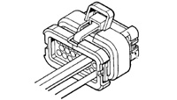 Original AMP ample TE tyco import 35 core plug connector 776164-4<br><br>Aliexpress