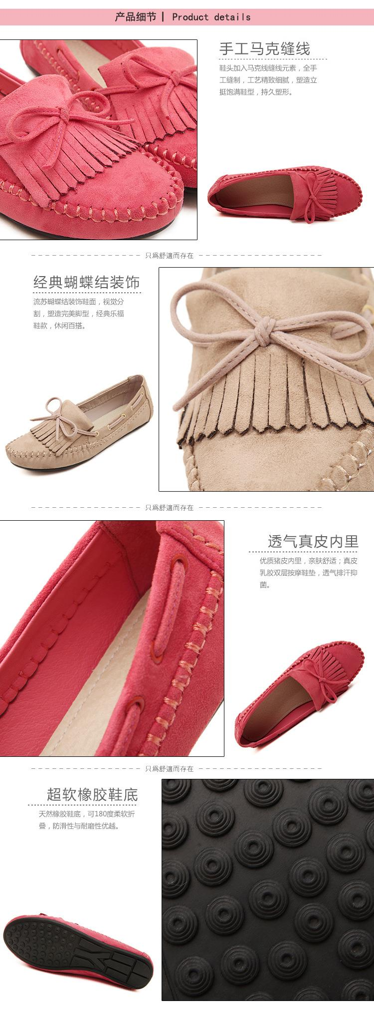 2016 Shoes Woman PU Leather Women Shoes Flats 4 Colors Buckle Loafers Slip On Women's Flat Shoes Moccasins Plus Size