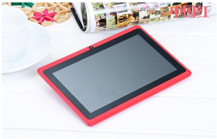 7 Inch Android Tablets Pc WiFi Quad Core 8GB Dual Camera Tablet pc Support OTG google OS Dual core checp and small computer pc(China (Mainland))